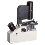 Inverted portable biological microscope LIBM-D10